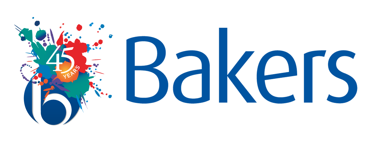 Baker Labels logo